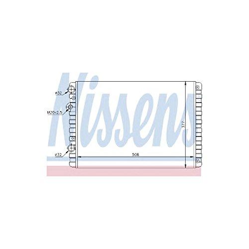 Preisvergleich Produktbild Nissens 652321 Kühler, Motorkühlung