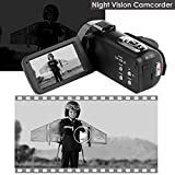 663c4e4530 Telecamera Per Bambini Videocamera Digitale Per Bambini con Schermo a Colori  1.77 HD 5MP Mini Videocamere