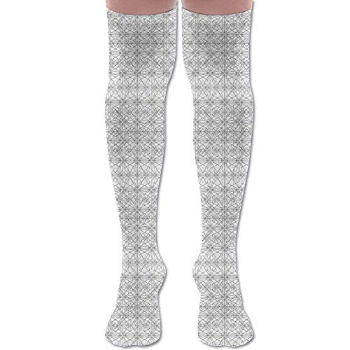 Gped Calcetines Largos 50s Pattern Fabric 396 Athletic