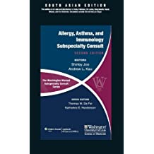 The Washington Manual Subspeciality Consult Series - Allergy, Asthma and Immunology