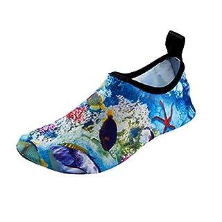 Beikoard 2019 Outdoor Tauchen Schuhe Atmungs Unisex Wasser Aqua Socken Ultra-Light Schnell Trocken Schwimmen Schuhe für Strand Walking Yoga