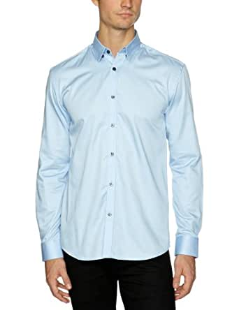 Selected - Chemise Habillée - Homme - Bleu (Light Blue) - Small