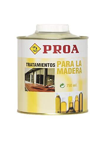 Aceite para Teca, 750 ml, Transparente