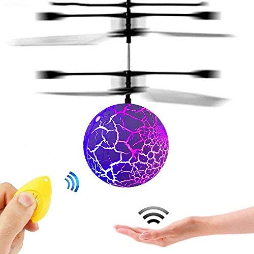 Spielzeug für 3-16 Jahre alte Jungen, GZMY LED Flashing Blinkt Fliegende Spielzeug Hubschrauber Spielzeug 3-12 Jahre alte Mädchen Geschenke Weihnachtsgeschenke