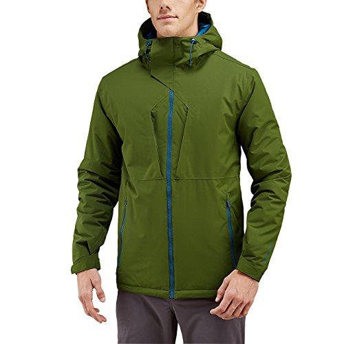 merrell-men-s-giacca-uomo-insulated-walking-vert-chive-2-xl