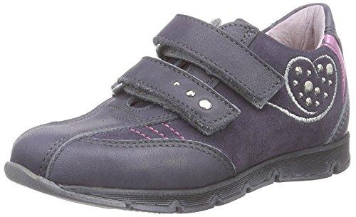 Däumling Jana - Julia Mädchen Sneakers Grau (Turino airone 83)