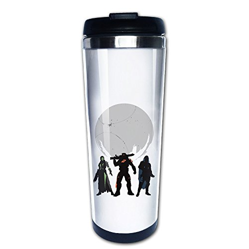 Destiny Titan Kostüm - Mary Nancy Destiny Game Hunter Warlock Titan Travel Kaffee Tassen, Tee Tasse