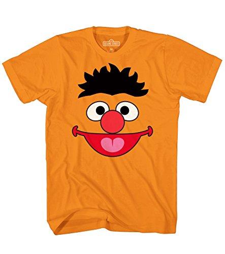 ace T-Shirt für Erwachsene - Orange - 3X-Groß ()