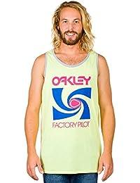 Herren Tank Top Oakley Alley-Oop Tank Top