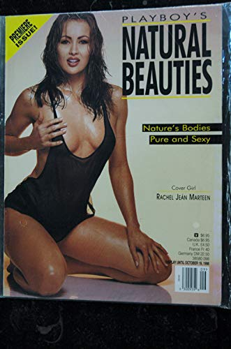 PLAYBOY'S NATURAL BEAUTIES 1998 09 RACHEL JEAN MARTEEN KERRI KENDALL KELLY MONACO