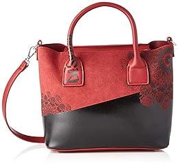 Acheter Desigual 19WAXP51, sac bandoulière femme 24.5x13x29 cm... en ligne