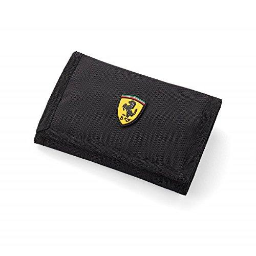 ferrari-black-keyholder-wallet