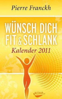 Wünsch dich schlank Kalender 2011