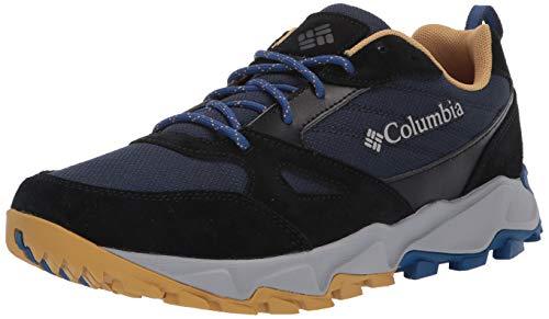 Columbia Ivo Trail, Zapatillas para Hombre, Azul Collegiate Navy 464, 44 EU