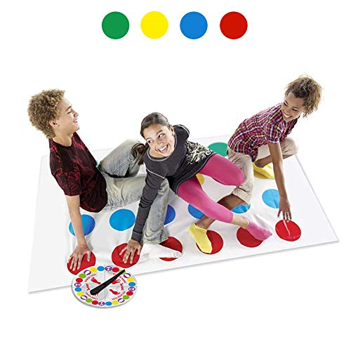l, Gesellschaftsspiele, lustige Geschicklichkeitsspiele für Kinder und Erwachsene, Familienspiel, Partyspiel,ab 6 Jahren ()