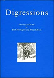 Digressions: Drawings and Poems: Wood Engravings and Poems