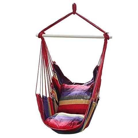 Swing Stuhl, Hohe Ladekapazität Einfach zu tragen Rest Stuhl für
