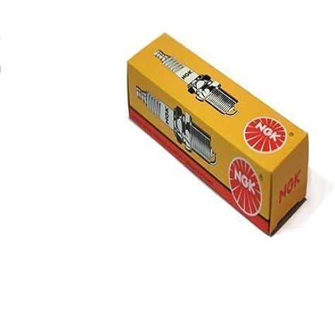 Ngk Zündkerze Einzelpackung Für Lager Nummer 6500 Oder Kupferkern Teilenummer Cr6hsb Auto