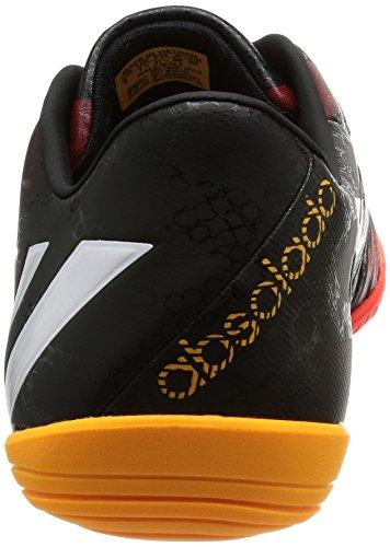 adidas P Absolado LZ IN Herren Fußballschuhe Schwarz (Black 1 / Running White / Infrared)