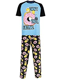 The Simpsons - Pijama para Hombre - Homer Simpson