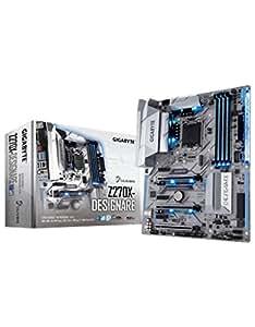 Gigabyte GA-Z270X-DESIGNARE Intel Z270 LGA1151 scheda madre