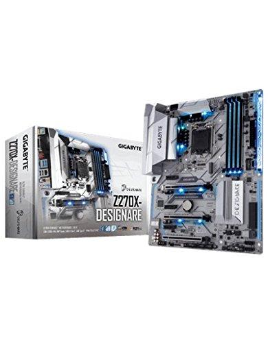 Gigabyte GA-Z270X-DESIGNARE Intel Z270 LGA 1151 (Socket H4) ATX scheda madre