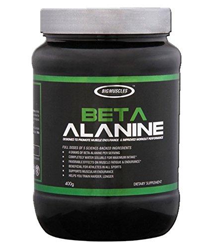 Big muscle beta alanine 400 gram