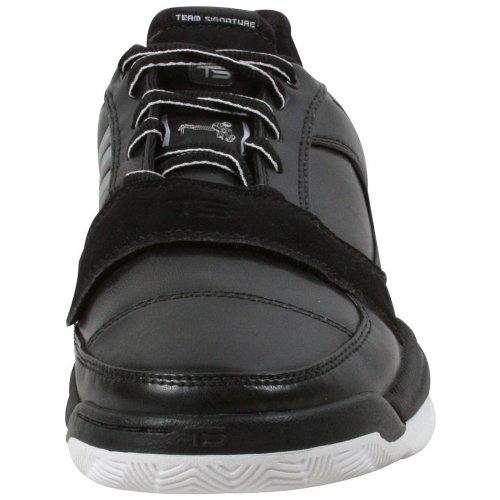 Adidas Ts Lightswitch Gil-Agent Zero-Basketballschuh Schwarz / WeiÃ? (8) Black