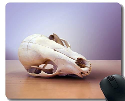 Yanteng Gaming Mouse Pad Benutzerdefinierte Skeleton Schädel tote Person nicht verärgert Gaming Mouse Pad
