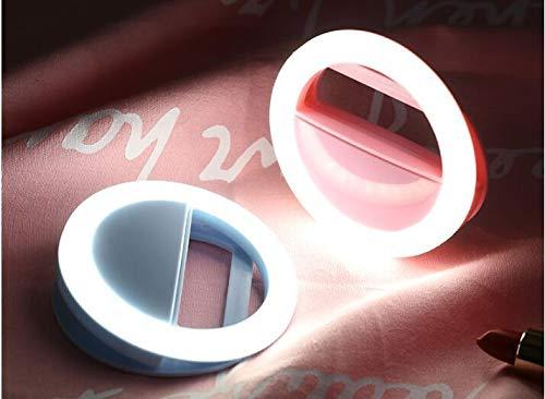 """3.6""""Tenswall Selfwall-Ringlicht für Telefonkamera-Fotografie-Video, USB-angetriebener Cli"""