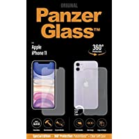 PanzerGlass Protection Cover for iPhone 11, Clear