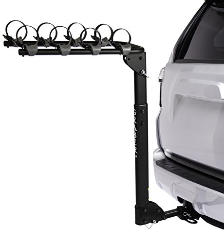 Graber Carrosserie 4 Bike Hitch Rack (Hitch Saris Rack Bike)