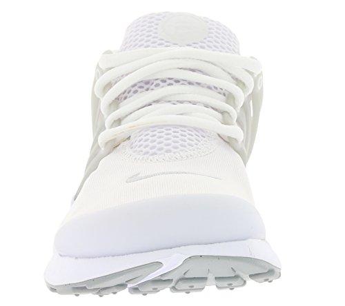NIKE Presto GS Schuhe Kinder Sneaker Turnschuhe Weiß 833875 101 Weiß