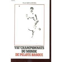 Viiies championnats du monde de pelote basque