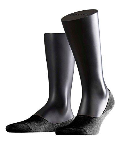 falke sneaker socken herren FALKE 3 Paar Socken 14625 Step Sneaker Invisibles Sommerlicher Kurzstrumpf, Farbe:Black 3000, Socken & Strümpfe:43-44