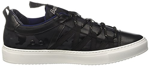 Barracuda Bu2952, Sneakers basses homme Noir