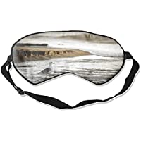Schlafmaske mit Tier-Möwen-Vögel-Auge, weich und bequem, Augenbinde für vollständige Verdunkelung und Lichtblockierung... preisvergleich bei billige-tabletten.eu