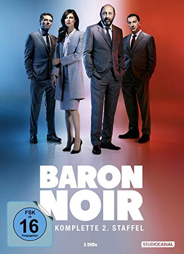 Baron Noir / 2. Staffel [3 DVDs]