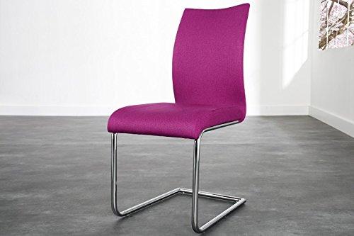 DuNord Design Freischwinger GENTLE pink