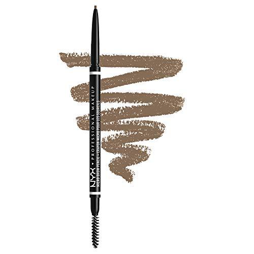 NYX Professional Makeup Micro Brow Pencil, Beidseitig mit Augenbrauenstift und Bürstchen – 9,85 €