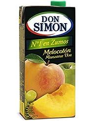Don Simon Zumo de Melocotón, Manzana y Uva ...