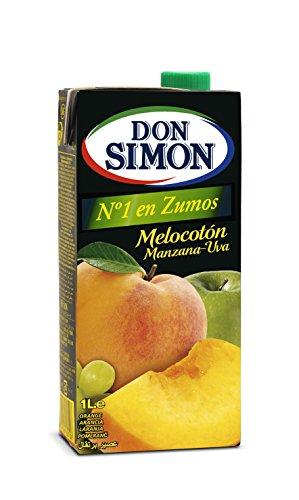 Don Simon Zumo de Melocotón, Manzana y Uva - 1 l