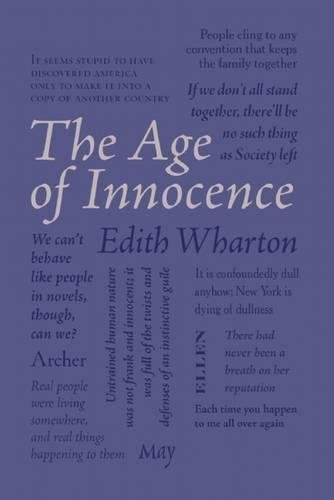The Age of Innocence (Word Cloud Classics)