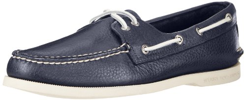 Sperry Authentic Original 2-Eye 0191312, Scarpe basse uomo, Blu (Blau (new navy)), 43.5