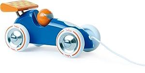 Vilac - Coche de Carreras, Color Azul / Naranja (2309Y)