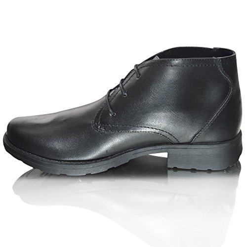 Xelay - Stivali Chelsea uomo Black