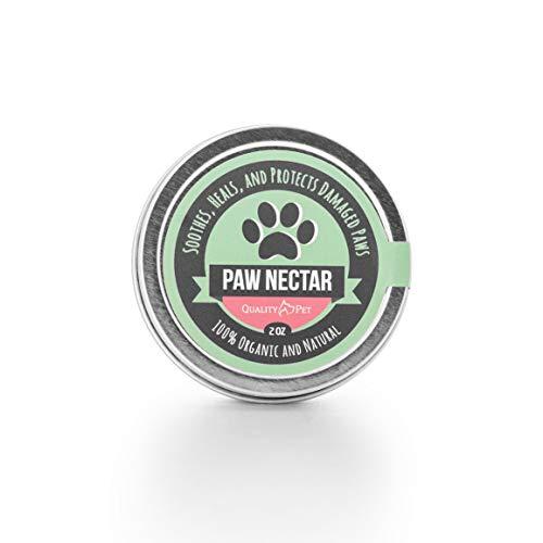 Paw Nectar 100% orgánico y Natural de la Pata Cera Cura y...