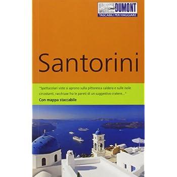 Santorini. Con Mappa