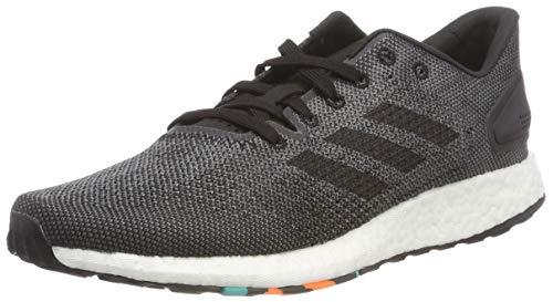 adidas Pureboost DPR, Zapatillas de Running para Hombre, Negro Core Black/DGH Solid Grey, 42 EU
