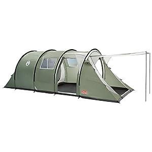 coleman coastline deluxe tent